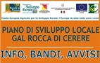 Link al sito ufficiale del GAL Rocca di Cerere