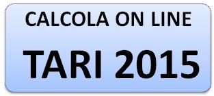 Calcola online l'importo della TARI 2015
