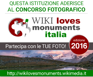 Wiki Loves Monuments  Italia 2016
