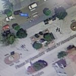 Foto aerea piazza 4 Novembre