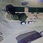 Foto aerea piazzale Loi