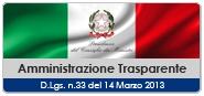 link amministrazione trasparente
