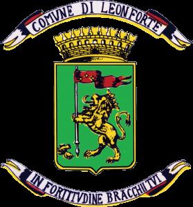 Stemma Comune di Leonforte