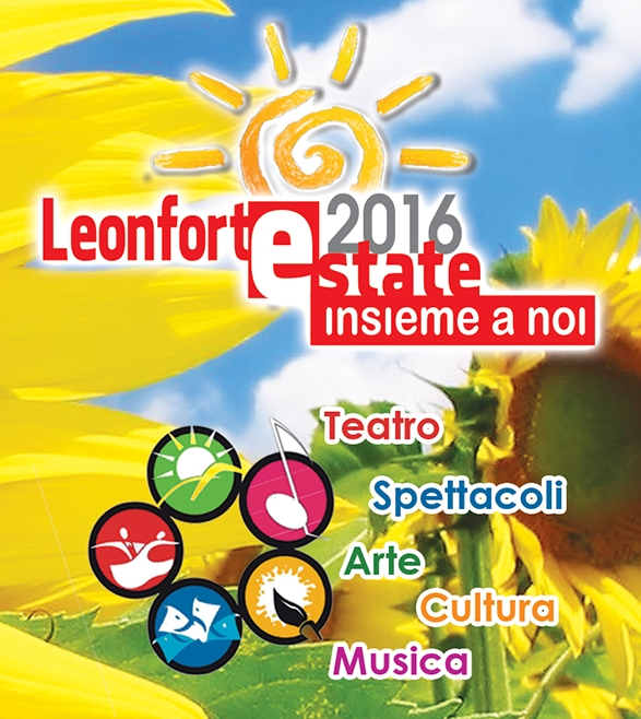 Programma estate Leonfortese 2016