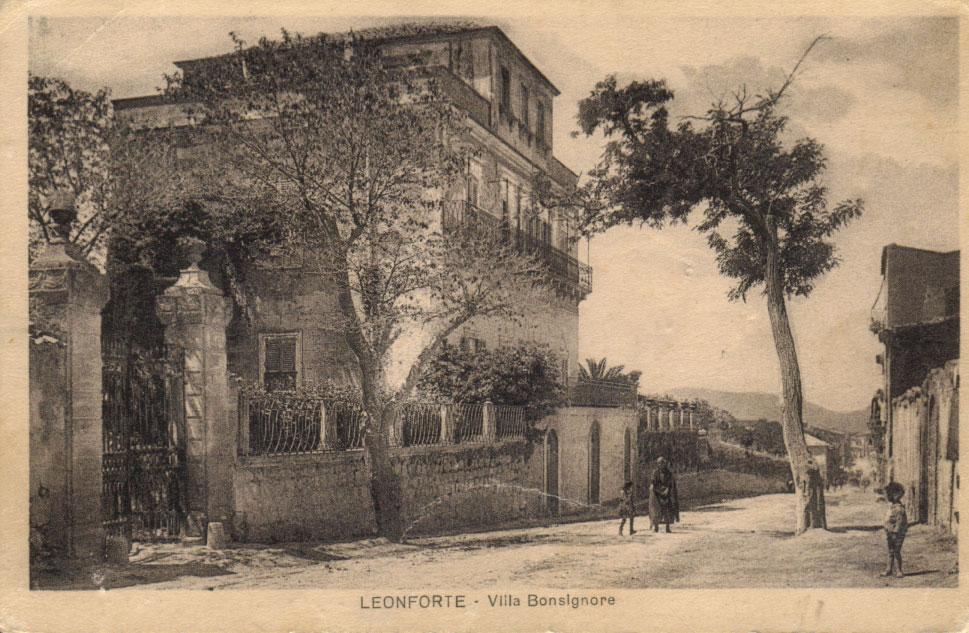 Villa Bonsignore