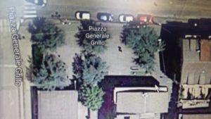 Foto aerea piazza Grillo