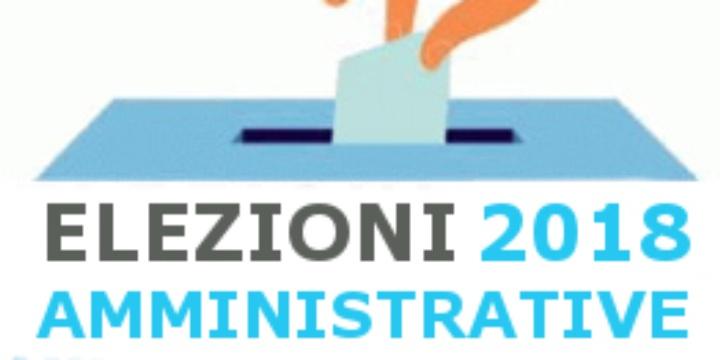 Speciale elezioni amministrative 2018