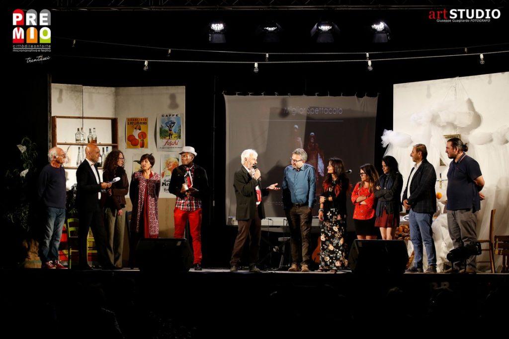 Compagnie finaliste del XXXVIII Premio Città di Leonforte