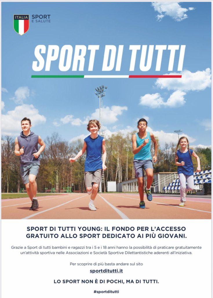 """Progetto """"Sport per tutti"""""""