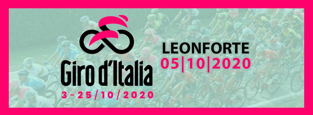 Ordinanza contingibile ed urgente per il passaggio del 103° Giro d'Italia