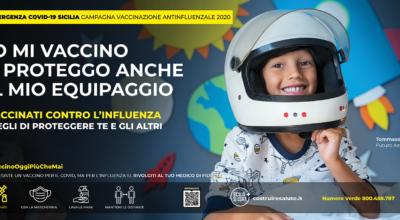 Campagna regionale di promozione del vaccino antinfluenzale 2020