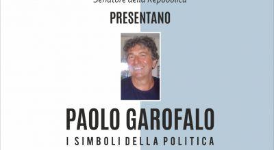 """Letture all'imbrunire 2021. Domenica 22 agosto sarà presentato il volume """"I simboli della politica""""di Paolo Garofalo"""